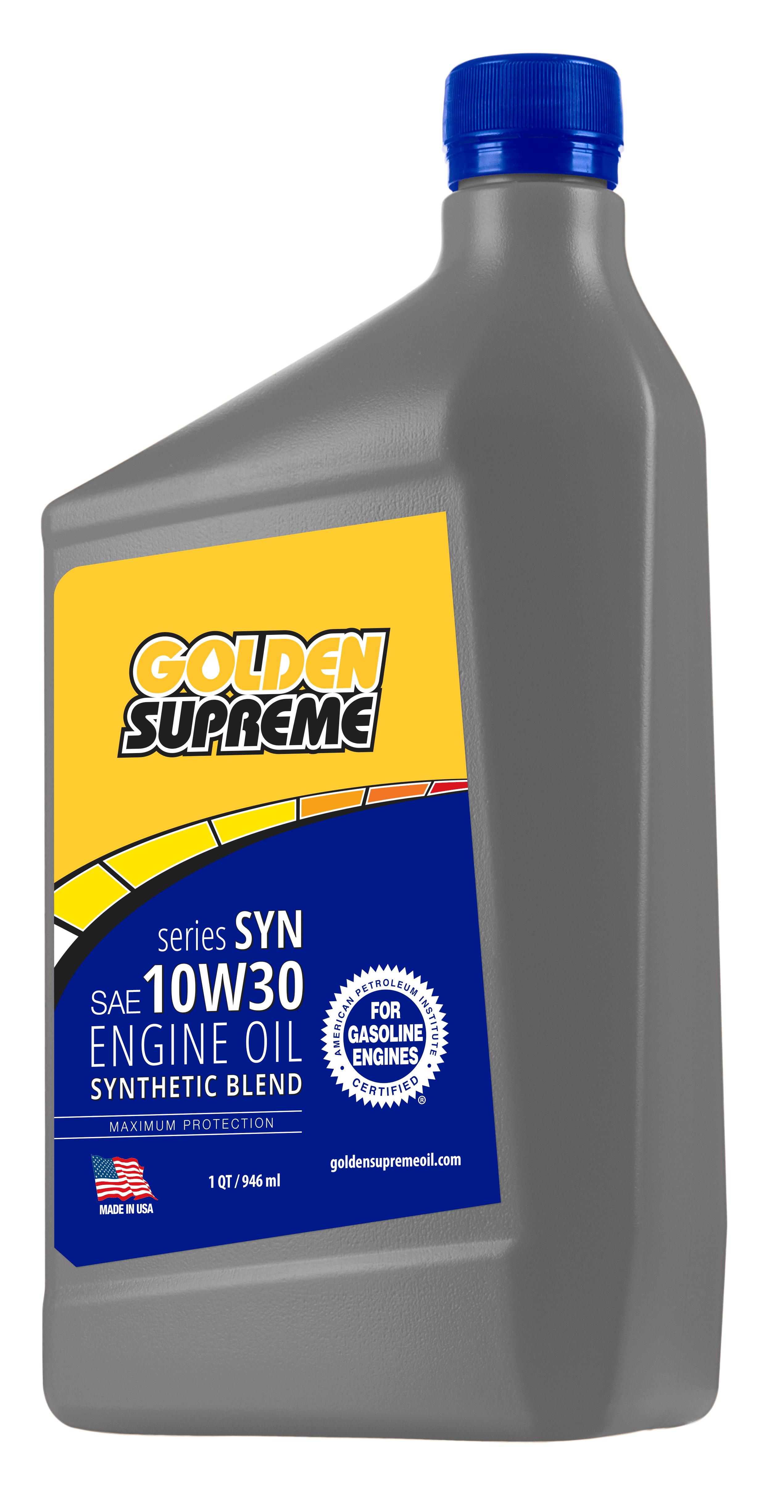 Golden-10W30-SN-SYN-QT