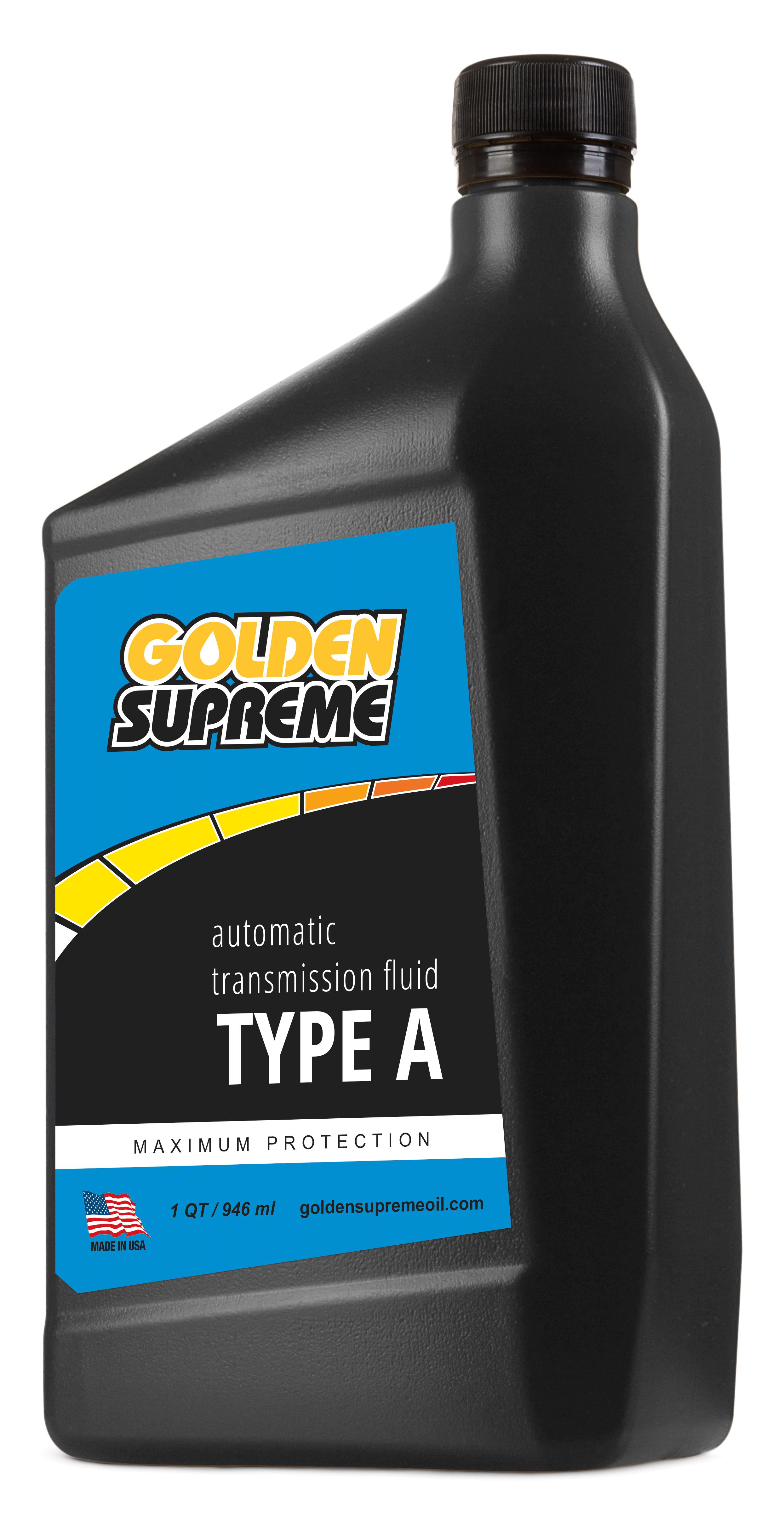 Golden-ATF-Type-A-Qt