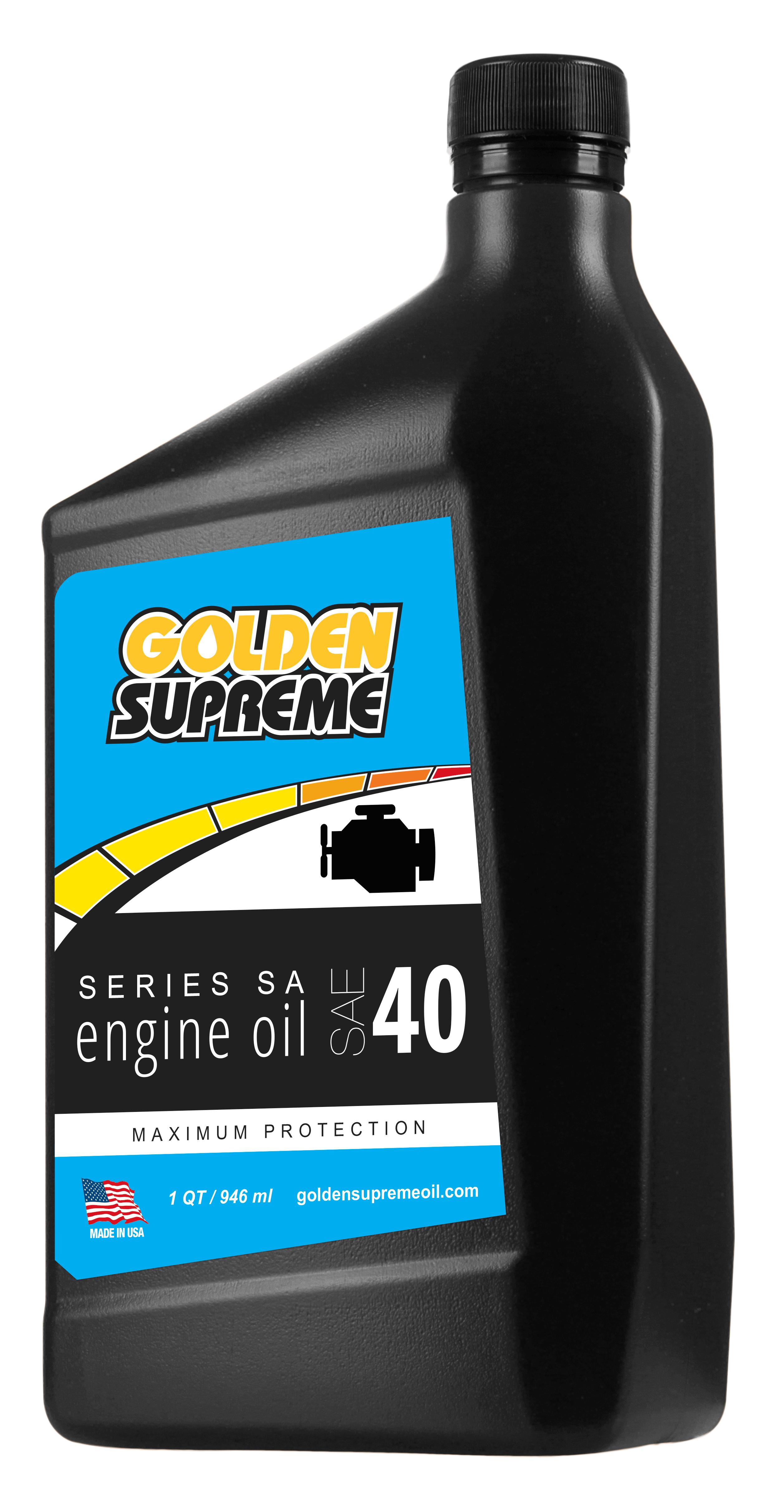 Golden-SAE-40-Q