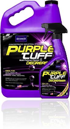 purple tuff